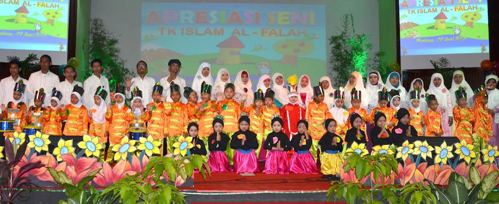 Drum Band TK Islam Al-Falah