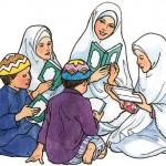 Cara Mendidik Anak Agar Soleh Dan Soleha